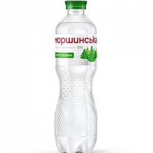 """Вода """"Моршинська"""" 0,5 л слабогазована"""