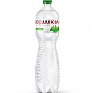 """Вода """"Моршинська"""" 1,5 л слабогазована"""